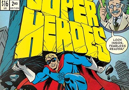 Comic Book Corner: The physics of superheroes