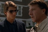 "A scene from the movie ""Rain Man"" starring Tom Cruise, left, and Dustin Hoffman."