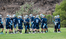 Photo provided by Men's LAX at CSUSM.