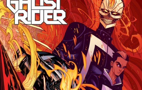 The Comic Book Corner: Marvel's All-New Ghost Rider