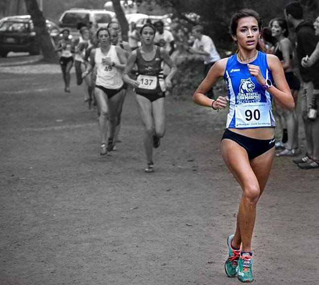 CSUSM cross country athlete returns from injury in stellar form
