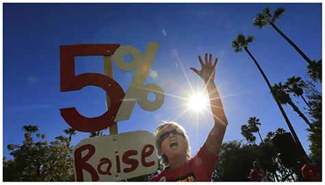 CSU, CFA salary negotiations remain stagnant