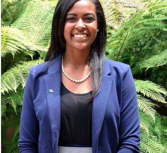 ASI women of color: Tiffaney Boyd