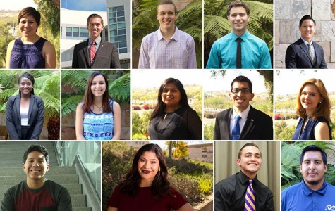 The 2016-2017 ASI Candidates