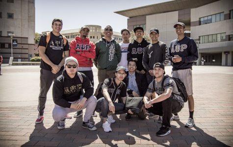 The 'high caliber men' of Alpha Psi Rho aim to unite Asian-Pacific Islander students