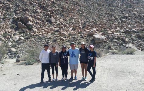 Border Angels de CSUSM strives to help save lives