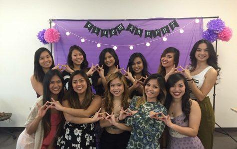 Alpha Kappa Delta Phi encourages growth, cultural diversity