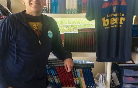 The A Store offers platform for local authors, clothing vendors