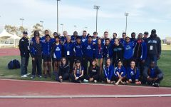 Cougars finish strong on final day of CCAA Track Championships