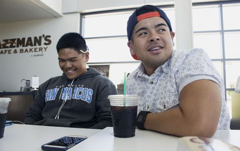 Two years, three honor societies later, Nikko Marabante leaves CSUSM with a bachelor's