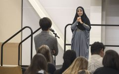 Muslim life coach discusses misconceptions of Islam with CSUSM students
