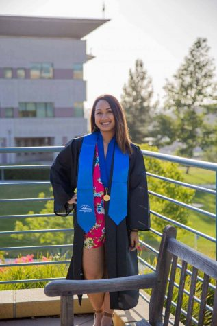 Literature major reflects on time at CSUSM