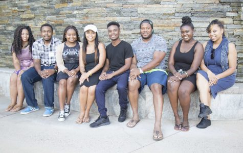 Black Student Union BBQ kicks off semester of events
