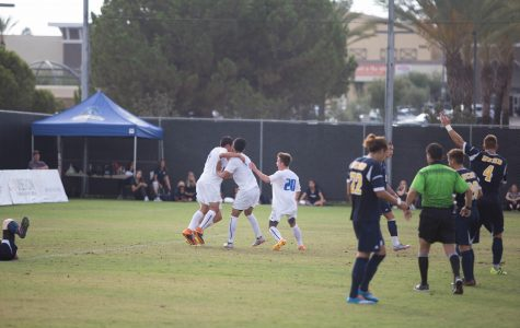 CSUSM men's soccer ties in double overtime against Chico State
