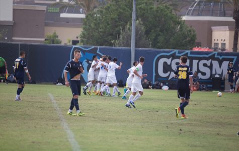 Cougars shut out top-ranked Tritons