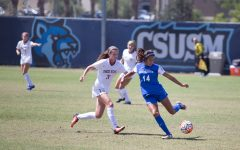 Cougars keep their heads up after tough loss against No. 11 UCSD