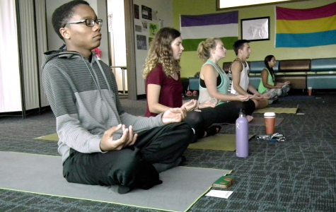 Pride Center hosts first Yoga with Pride