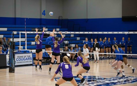 Wheaton sets another spike to success for CSUSM women's volleyball