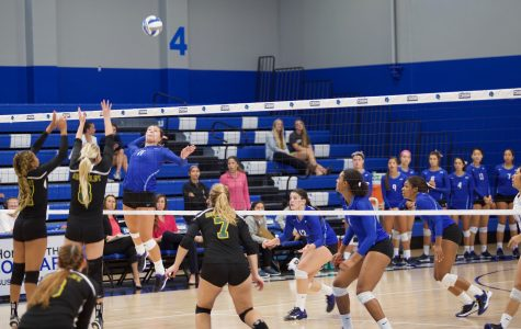Cougars sweep Humboldt State in #DigPink match