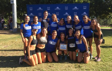 Women's cross country team dominates at Mustang Challenge