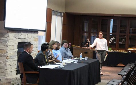 Panelists and students hold conversation about free speech on campus