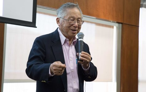 Political innovator Tom Hom visits CSUSM