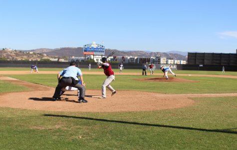 Club baseball cuts Lions short in seven innings
