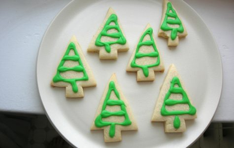 Baking the perfect Christmas Cookie