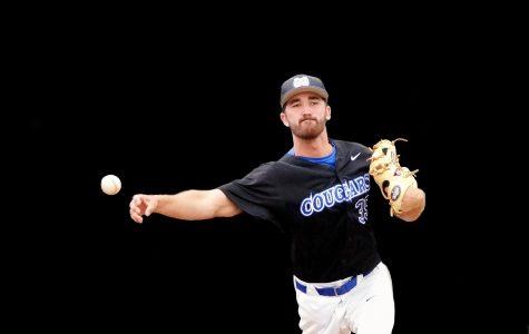 Q&A with baseball player Hayden Weird