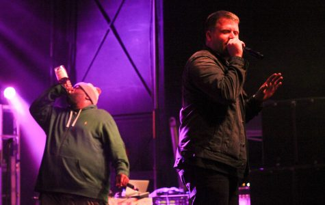 Run the Jewels performs at The Observatory North Park