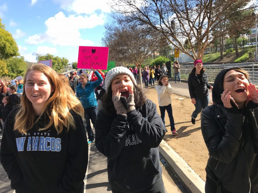 Women's March focuses on inclusion and compassion