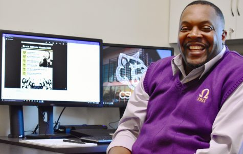 Anthony Jett named first associate director for new Black Student Center