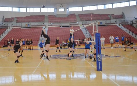Women's volleyball reigns victorious at Regional Tournament