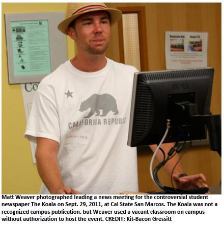UPDATE: FBI charges ex-CSUSM student Weaver in extensive fraud scheme