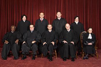 Supreme Court hears oral argument regarding Prop. 8