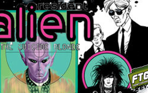 Comic Book Corner: 'Resident Alien' brings sci fi home