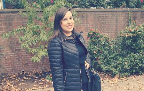 The Cougar Chronicle celebrates graduating editor Amanda Lenox
