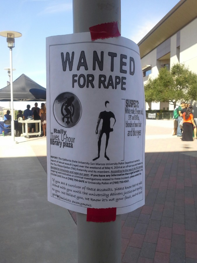 Students demand justice in alleged rape case