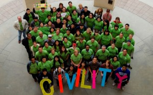 Wear Civility on your shirt
