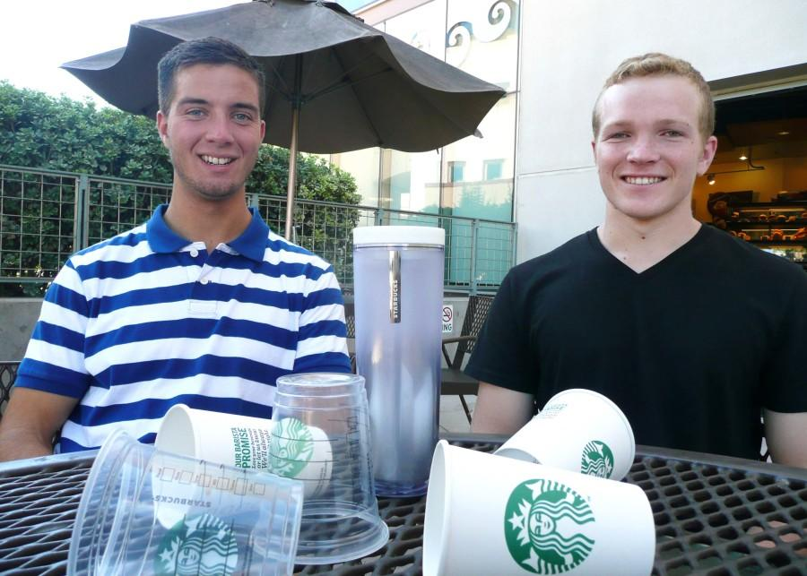 Students lead program that reduces waste from coffee runs