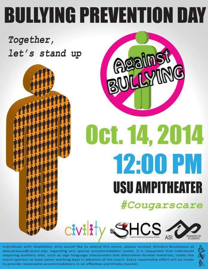 Bullying Prevention Day!