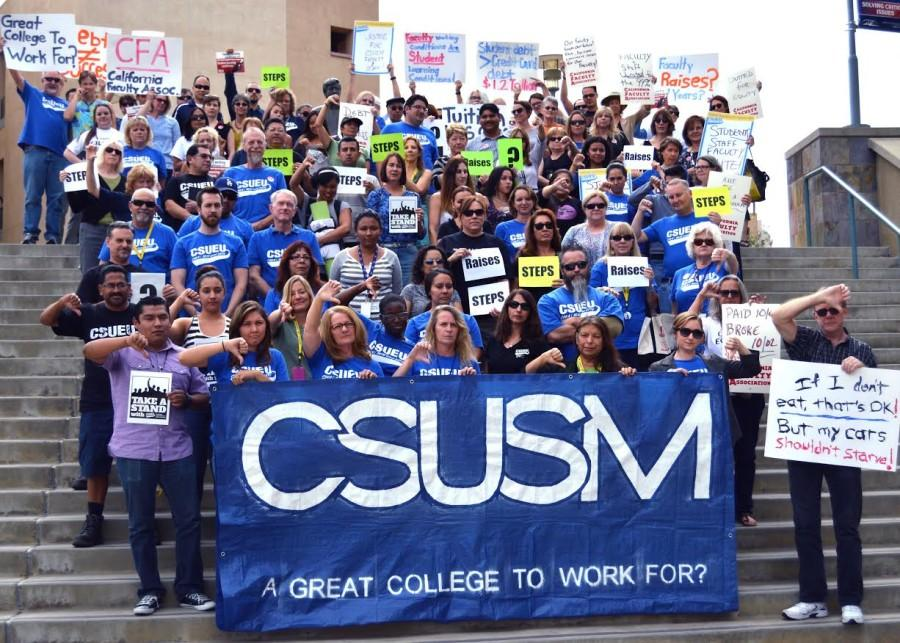 Rally against student debt and for quality education