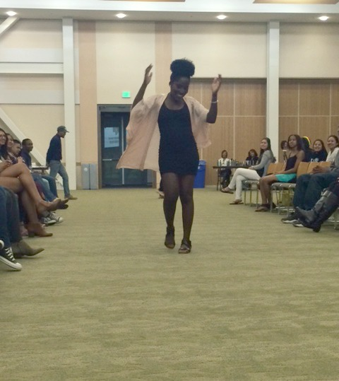 Black Student Union Presents first annual Natural Hair Show