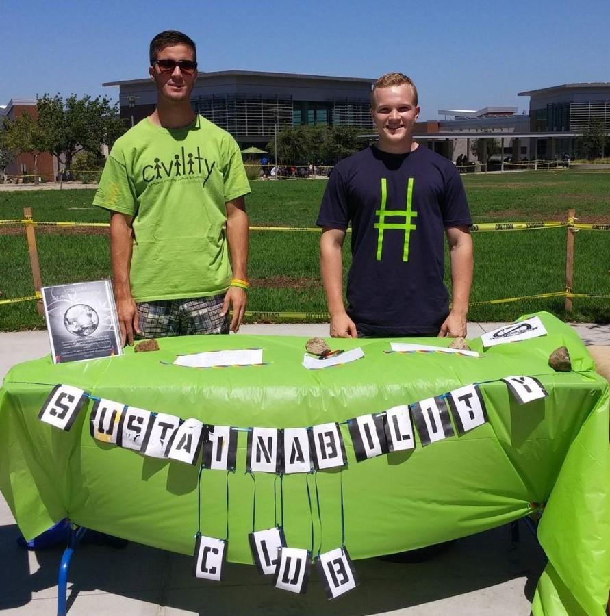 Organization Spotlight: Club helps build a sustainable CSUSM