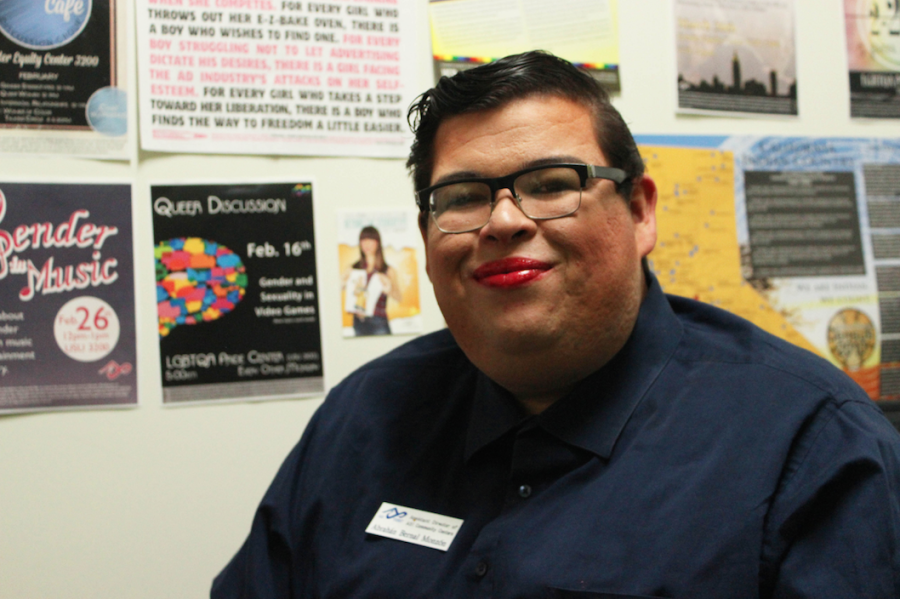 Staff Spotlight: Abrahán Monzón embodies passionate social justice