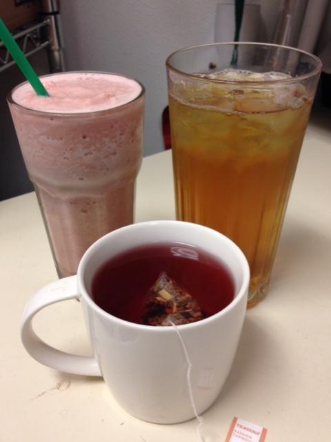 Healthier coffee alternatives