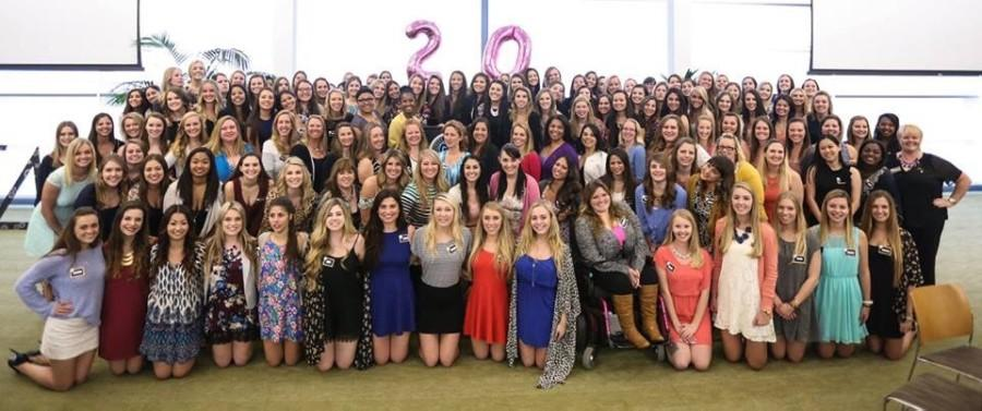 Alpha Xi Delta encourages people to reach their full potential
