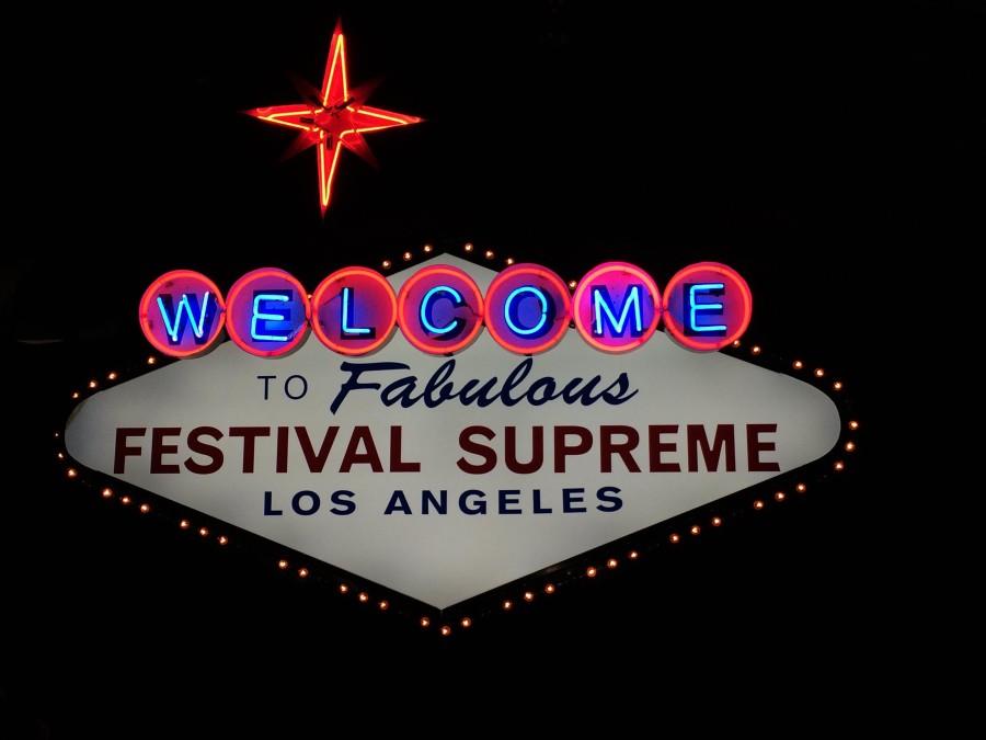 Festival supreme reigns