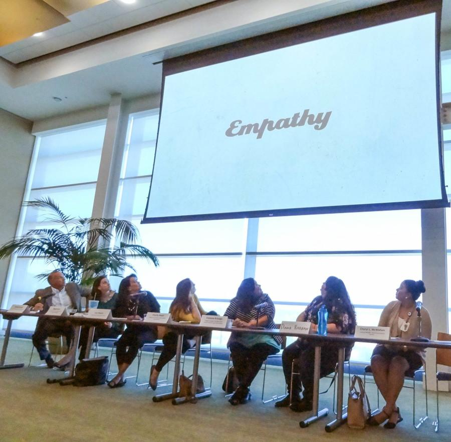Panelists discuss issues surrounding hunger and homelessness