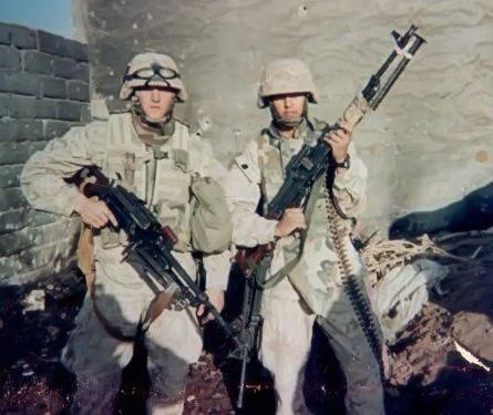 Navajo veteran reflects on contribution in Marine Corps Modern day warrior